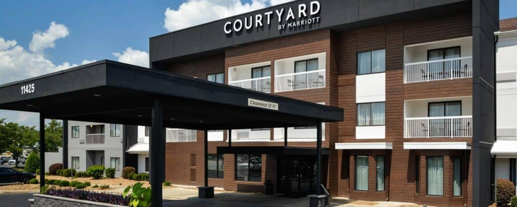 Courtyard Marriott Charlotte Matthews2